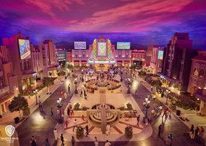 Warner Bros. will open a US$112 million hotel in Abu Dhabi