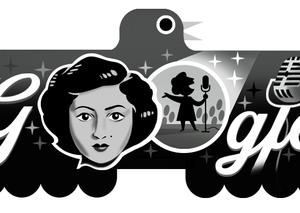 Google celebrates Iraqi singer Affifa Iskandar