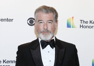 Pierce Brosnan is more James Bond than he's ever been