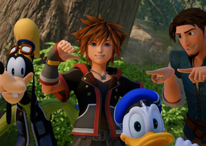 New Video: Kingdom Hearts III trailer