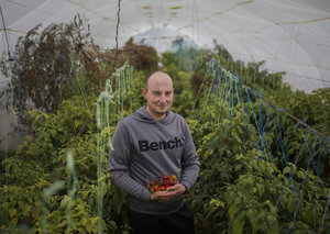 The world's hottest pepper is grown in Serbia