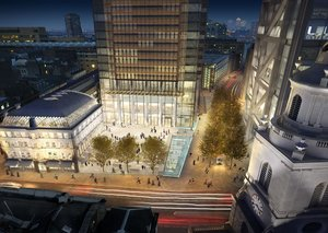 Pan Pacific Hotels Group to open its first London hotel in Autumn 2020