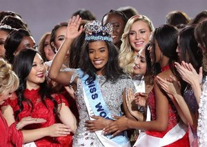 PHOTOS: Miss Jamaica was just crowned Miss World 2019
