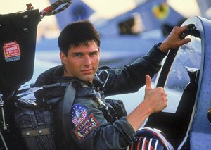 The new Top Gun 2 trailer is back and Tom Cruise is back in the hot seat