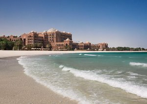 The luxurious Emirates Palace will become a Mandarin Oriental in 2020