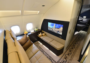 Etihad planes now have a 3-bedroom suite and it's the most expensive seat in the world