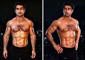 Kumail Nanjiani has gotten ripped for The Eternals
