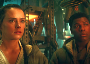 Star Wars fans are not happy with John Boyega and JJ Abrams