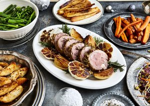 Marks & Spencer goes festive with the help of Nick Alvis & Scott Price