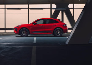 Porsche unveils more powerful Macan GTS