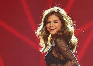 Selena Gomez 'soils herself' at Ed Sheeran concert