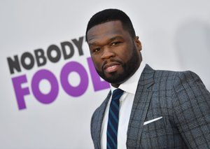 50 Cent is making a black superhero series