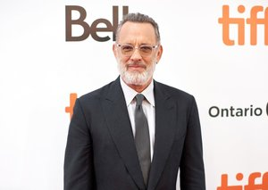 "Tom Hanks: ""Shame on you for not wearing a mask"""