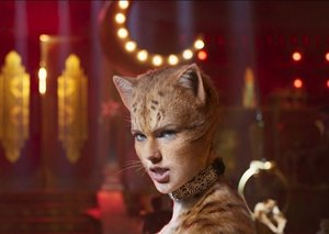 Cats reviewers don't have a lot of nice things to say about the new movie