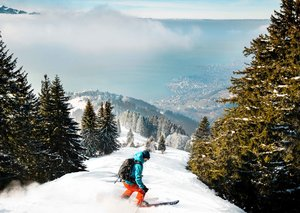 Introducing Switzerland's first 'Carte Blanche' skiing service