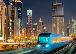 Dubai Metro will run for 24 hours on New Year's Eve