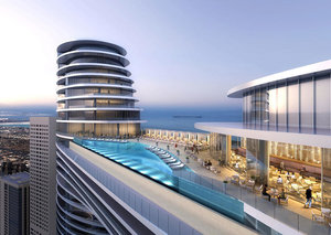 Address Sky View Hotel in Dubai is now open