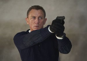 'No Time To Die' will tie up stories from all Daniel Craig's films