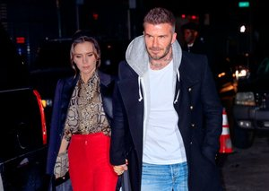 How David Beckham makes easygoing look outstanding