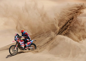 PHOTOS: Historic Dakar rally underway in Saudi Arabia