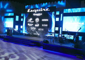 Video: Live from the Red Carpet at The Esquire Awards 2020
