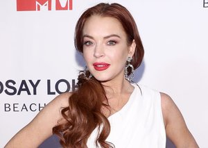 Du-bye? Lindsay Lohan is leaving Dubai for good