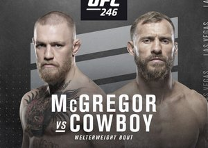 Conor McGregor is ready to make his UFC comeback against Donald Cerrone next week