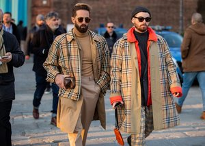 PHOTOS: The best Pitti Uomo street style