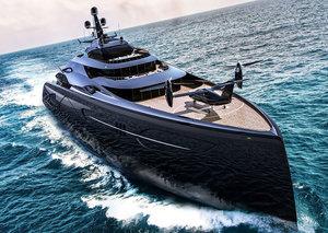 New megayacht concept looks like a star destroyer