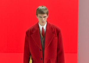 Milan Fashion Week: Prada makes heroes of the anti-heroes