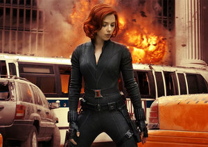 New Black Widow trailer teases its big bad