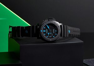 The Panerai's Submersible Carbotech can handle whatever you throw at it
