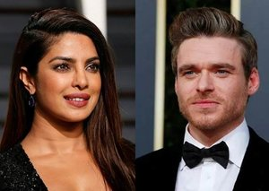 Priyanka Chopra to star with Richard Madden in Amazon's Citadel