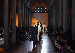 At Pitti Uomo, it's not the size of the show - it's the story