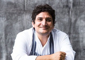 """Chef Mauro Colagreco: """"Five dishes that changed my life."""""""