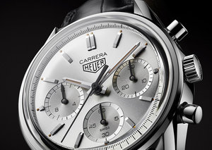 TAG Heuer unveil Carrera 160th Years Silver Limited Edition