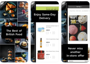 Marks & Spencer app will now deliver food to your Dubai home