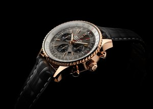 Breitling Navitimer B03 Rattrapante 45 introduced