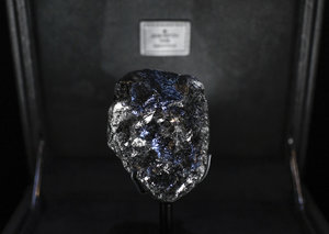 Louis Vuitton shows off biggest diamond find in a century
