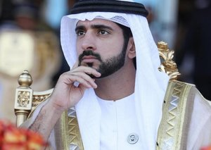 Sheikh Hamdan pays tribute to the late Kobe Bryant