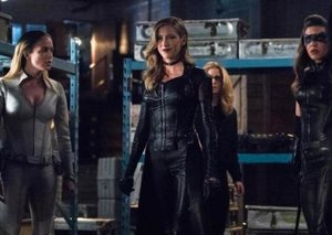 Fans want more 'Green Arrow and the Canaries' after pre-pilot