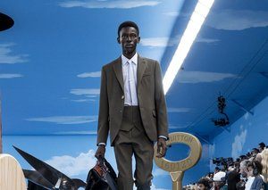 Paris Fashion Week: Virgil Abloh, Louis Vuitton, and the second coming of the suit