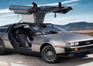 Back to the Future's DeLorean might be making a comeback
