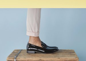 Designer Mary Alice Malone on Malone Souliers first men's footwear collection