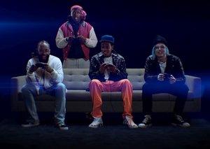 Wiz Khalifa, Ty Dolla, Lil Yachty perform Sonic theme song