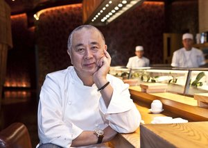 "Chef Nobu Matsuhisa: ""Five dishes that changed my life."""