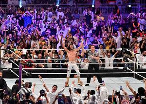 WWE SuperShowdown returns to Saudi Arabia in February
