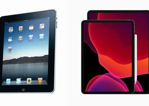 Happy Birthday, iPad. Apple's tablet turns 10
