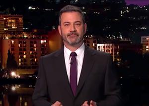 Jimmy Kimmel filmed a tearful Kobe Bryant tribute show