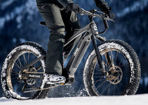 Jeep teases fully-electric mountain bike hidden in Super Bowl advert
